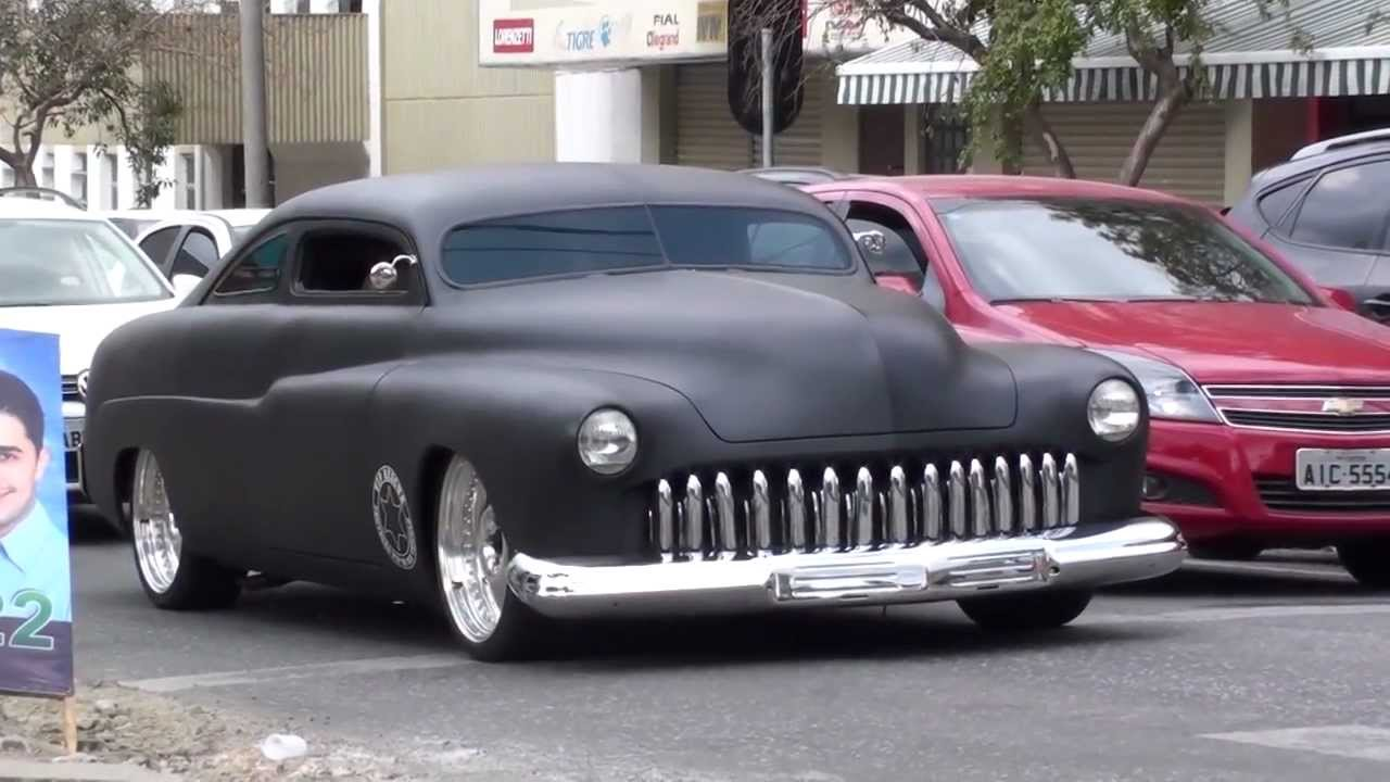 1951 Ford Mercury With Air Suspension Is Just Too Good