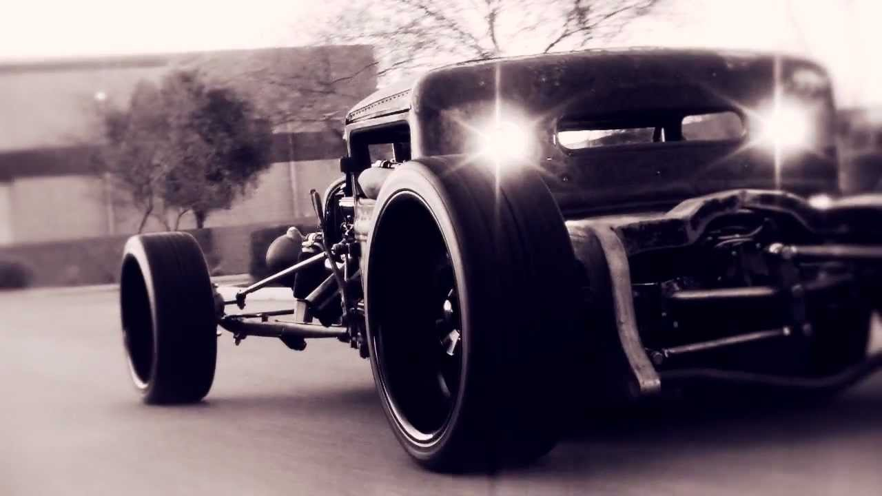 Mind Bending Rat Rod Shown In An Awesome Video