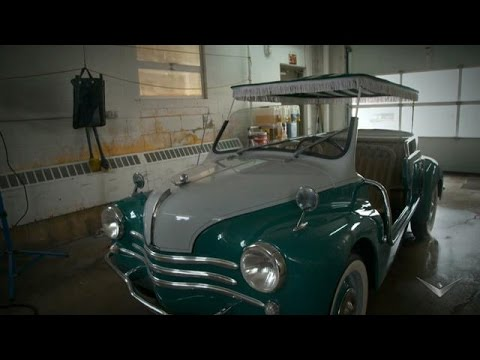 Check Out Classic Beach Class Renault Jolly Rediscovered
