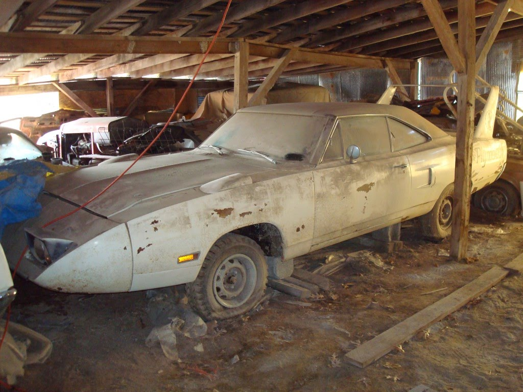 Check Out This Epic Barn Find In The Midwest