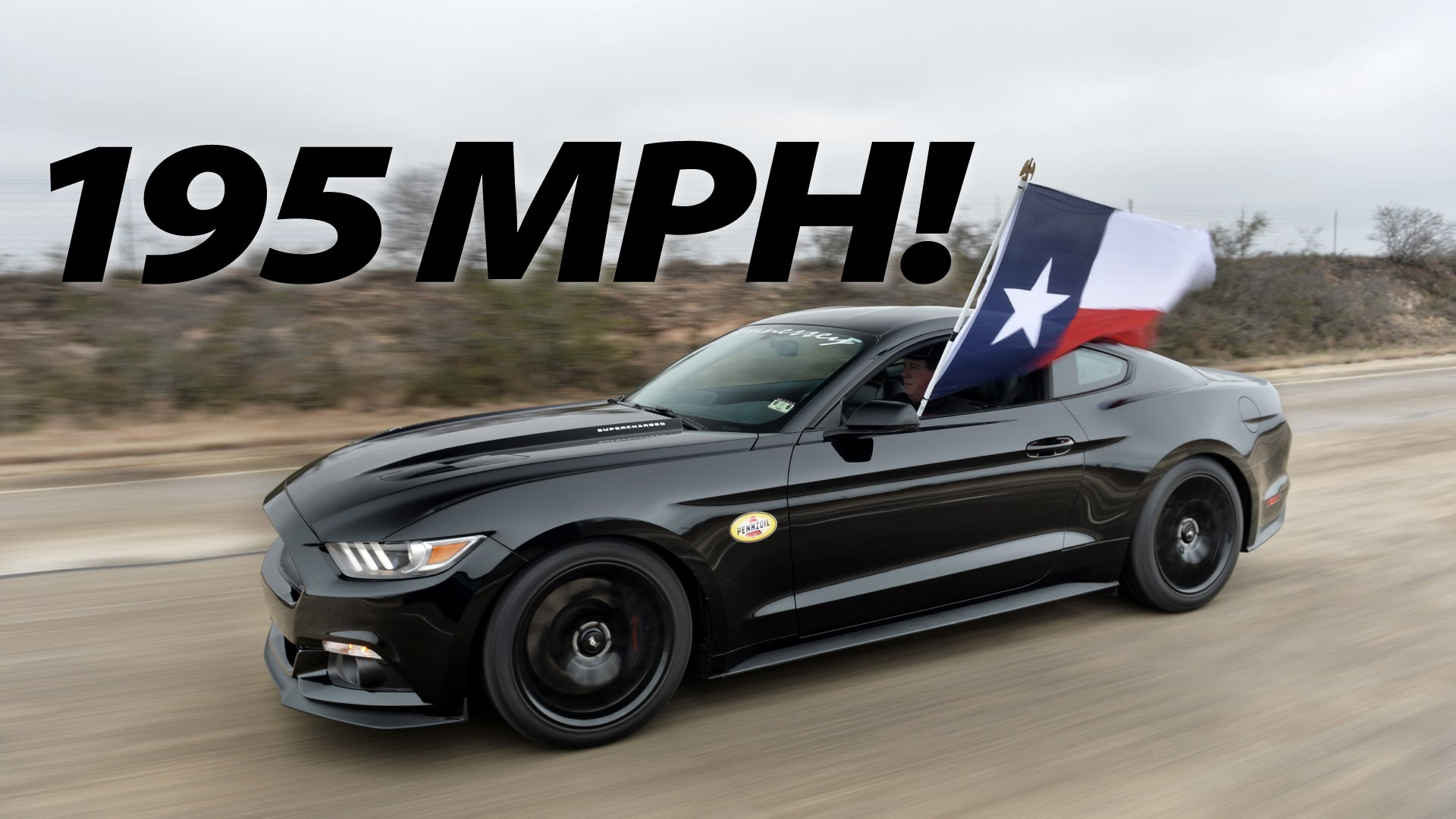 Speed Dating Mustang Commercial