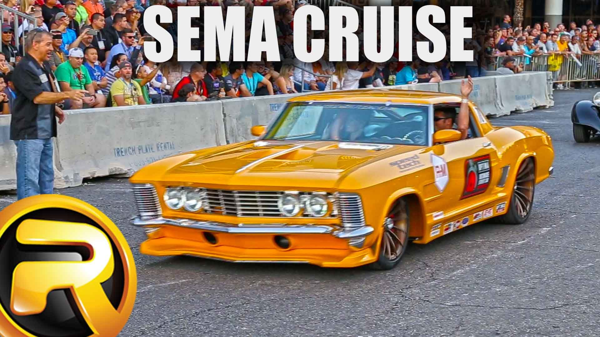 60 Minutes Of Tricked Out Custom Car Heaven From 2014 SEMA Show ...