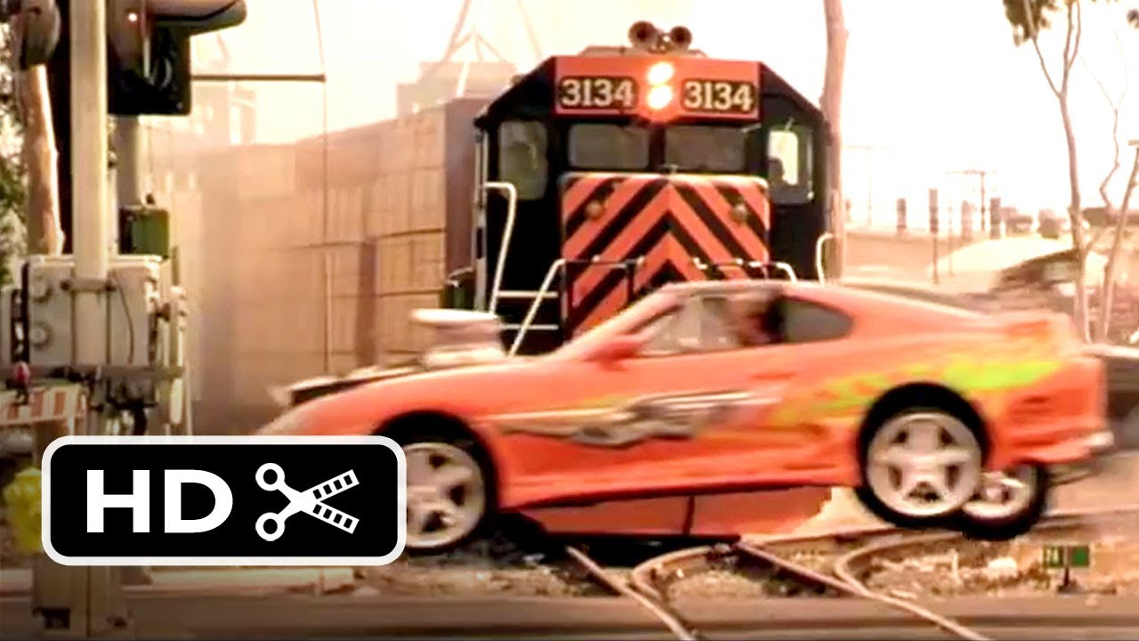 Killer The Fast And The Furious Movie Clip Features Brian, Dominic ...