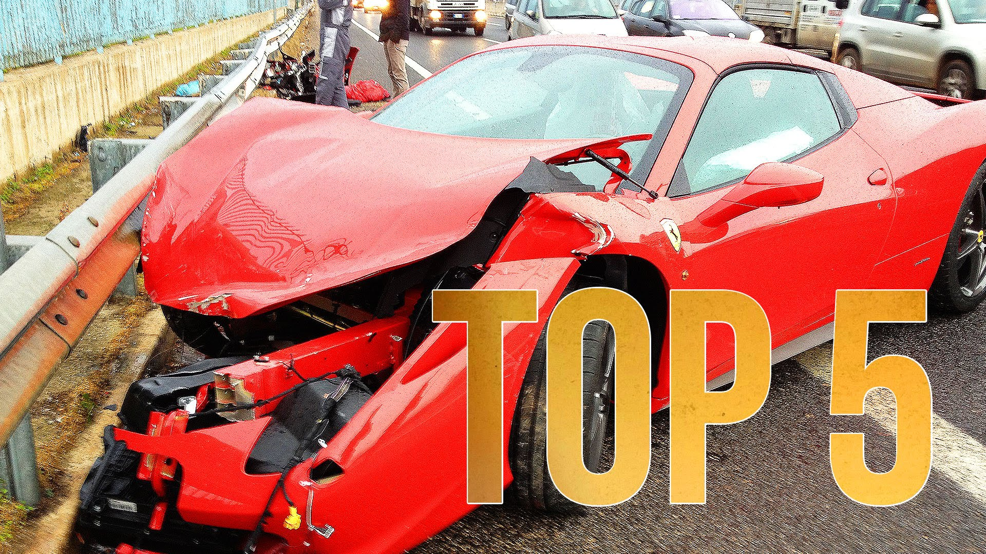 Five Most Incredible, Expensive Luxury Car Fails Will Make You Laugh And Cry