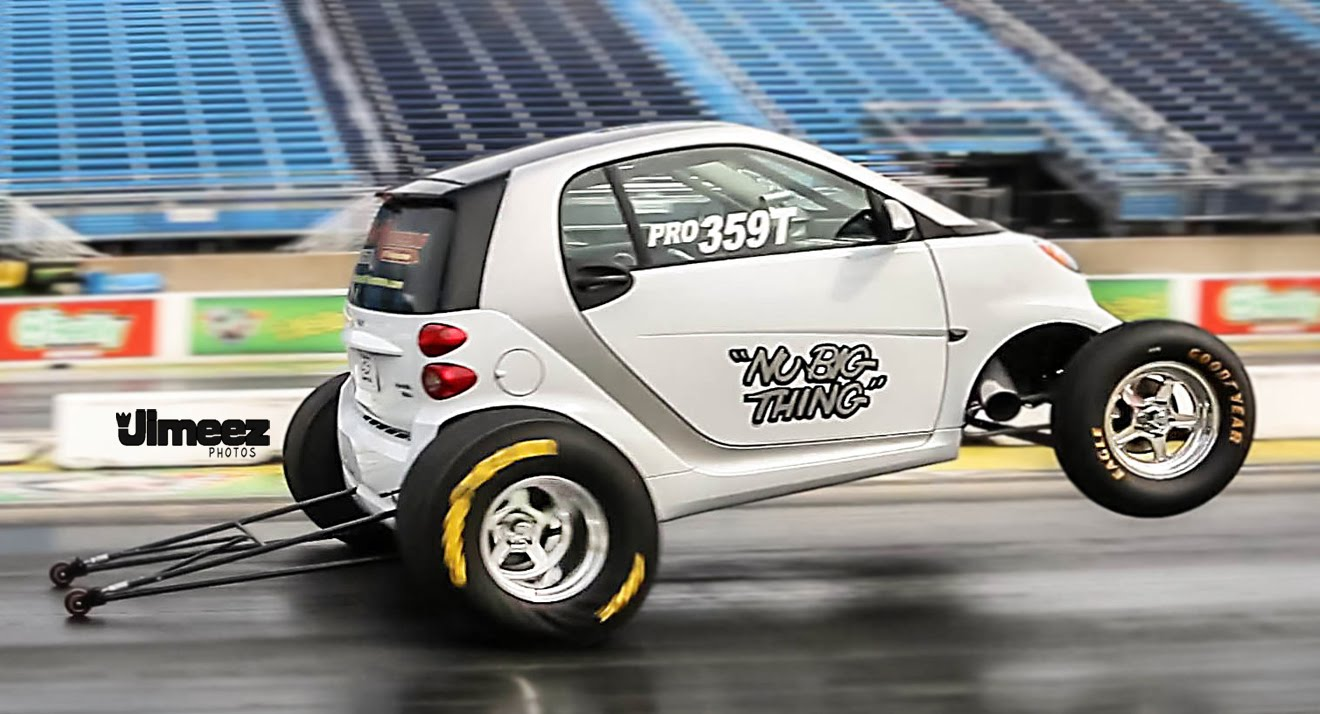 Smart Car From Hell Ed By Chevy