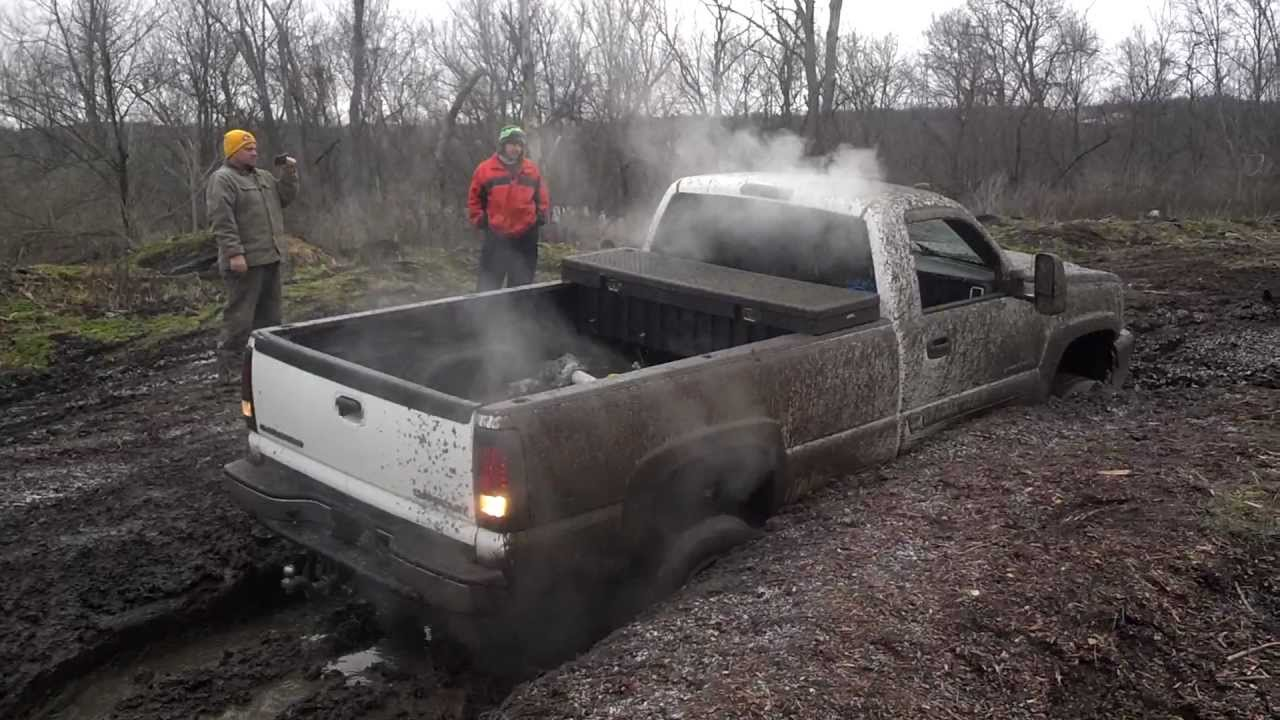 Truck chevy 2500hd trucks : Super Awesome Lifted Chevy Silverado 2500 Mud Bogging