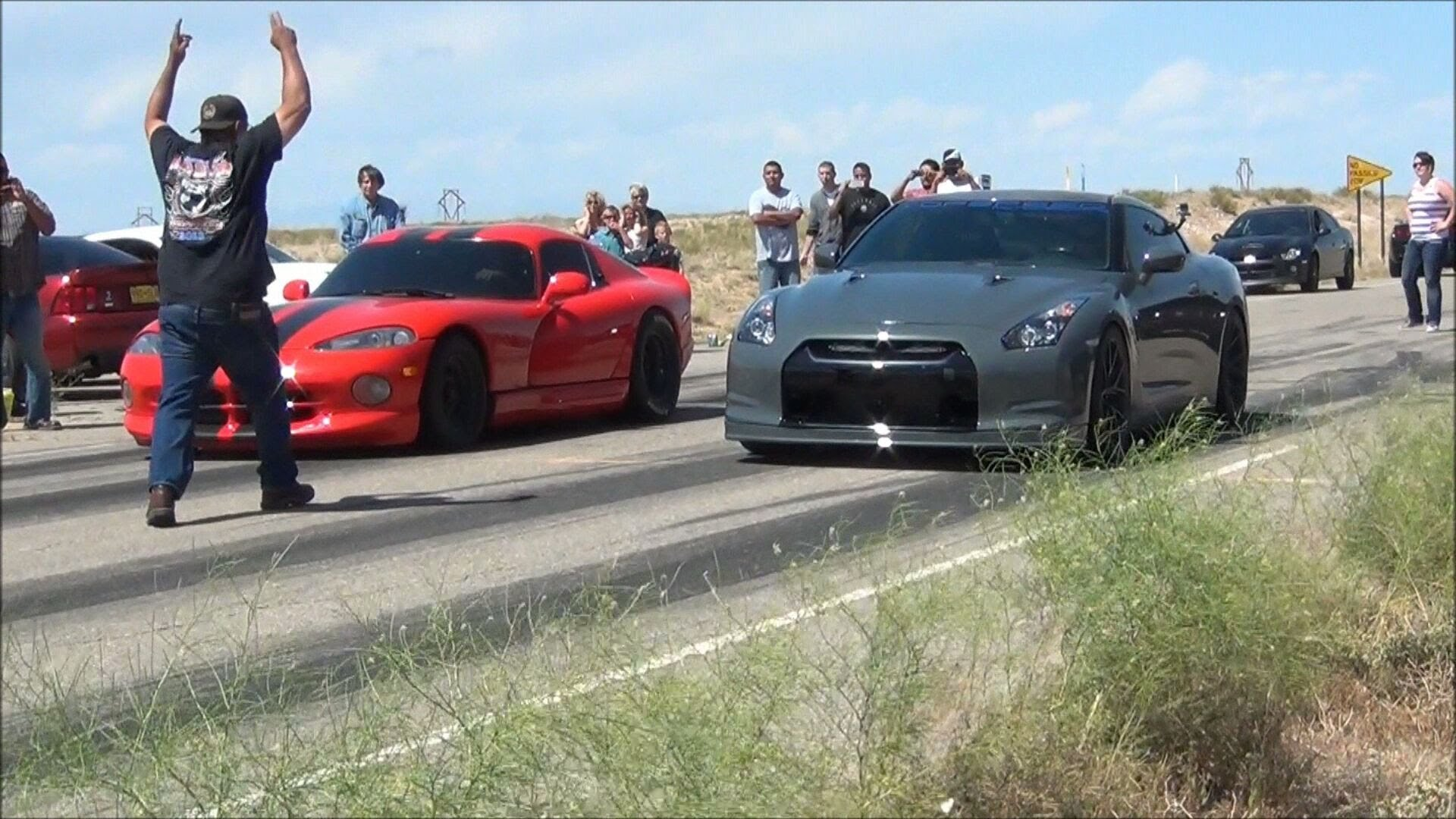 Illegal Street Racing In Mexico Is Mucho Awesome Viva La Muscle Car