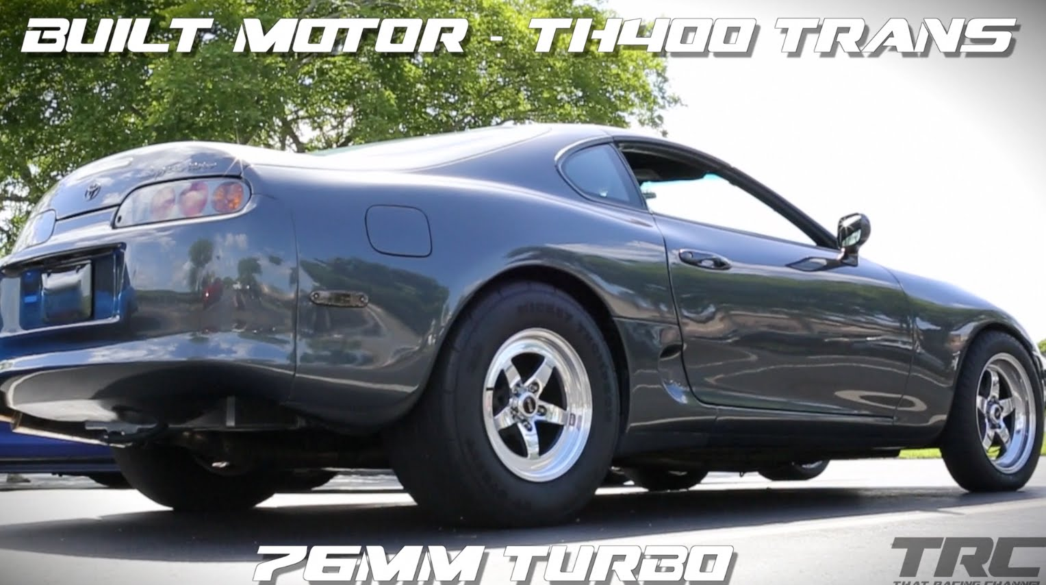 It s A Battle Sheer Power As This Built Toyota Supra