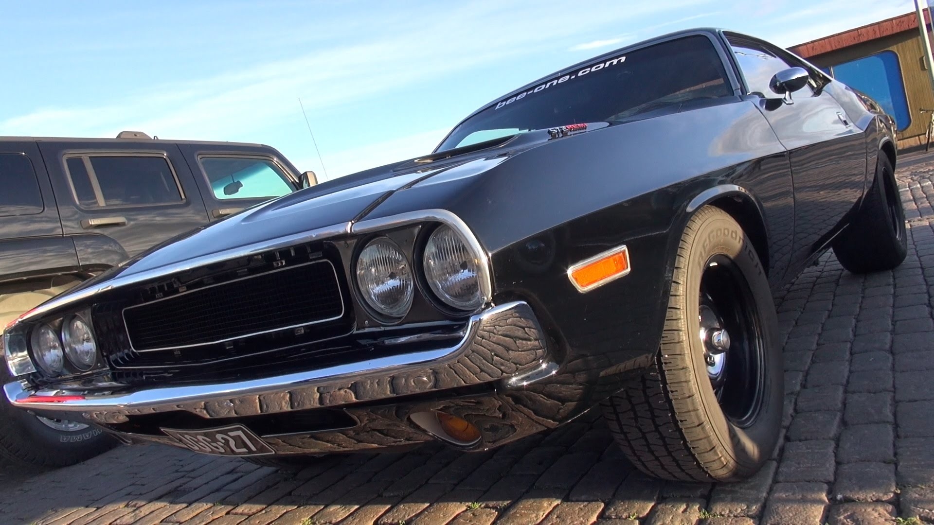 Check Out This EPIC American Muscle Car Gathering In Finland!
