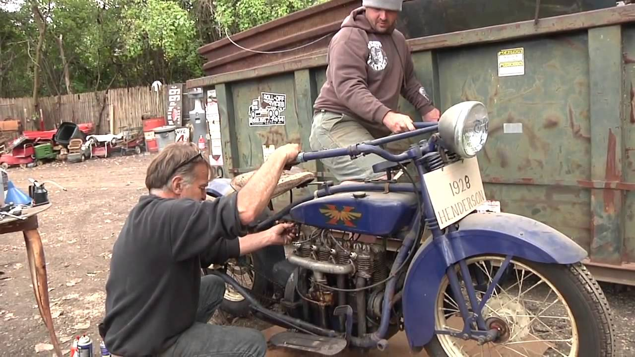INSANELY Sweet Motorcycle Barn Find