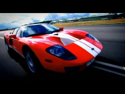 Can This Big British Dude Get Inside And Drive The Awesome Ford Gt Sports Car
