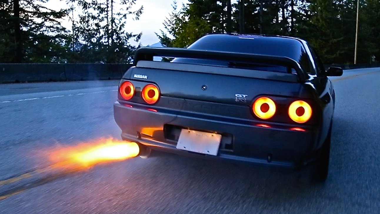 This 800HP Nissan Skyline R32 GT-R Is One Of The Coolest, Quickest ...