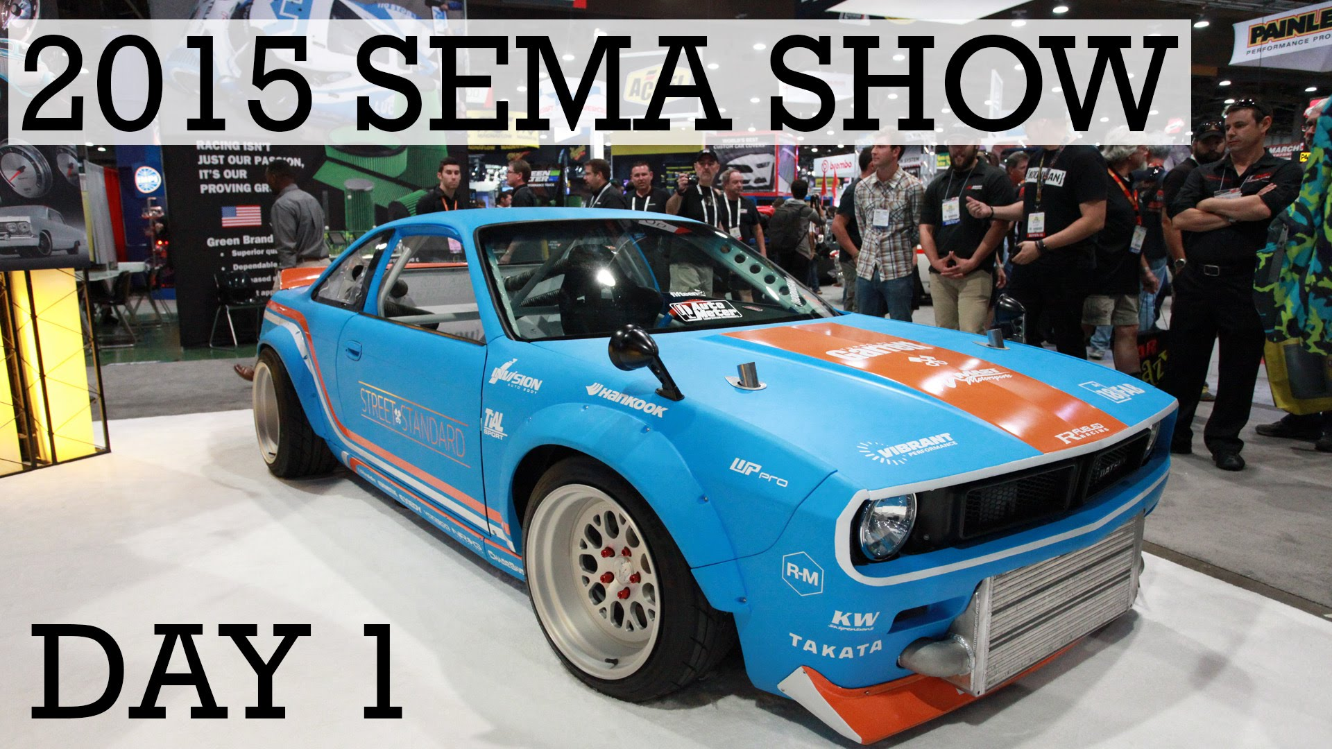 SEMA Show Full Of Hot Girls Awesome New Cars Incredible New - Awesome new cars