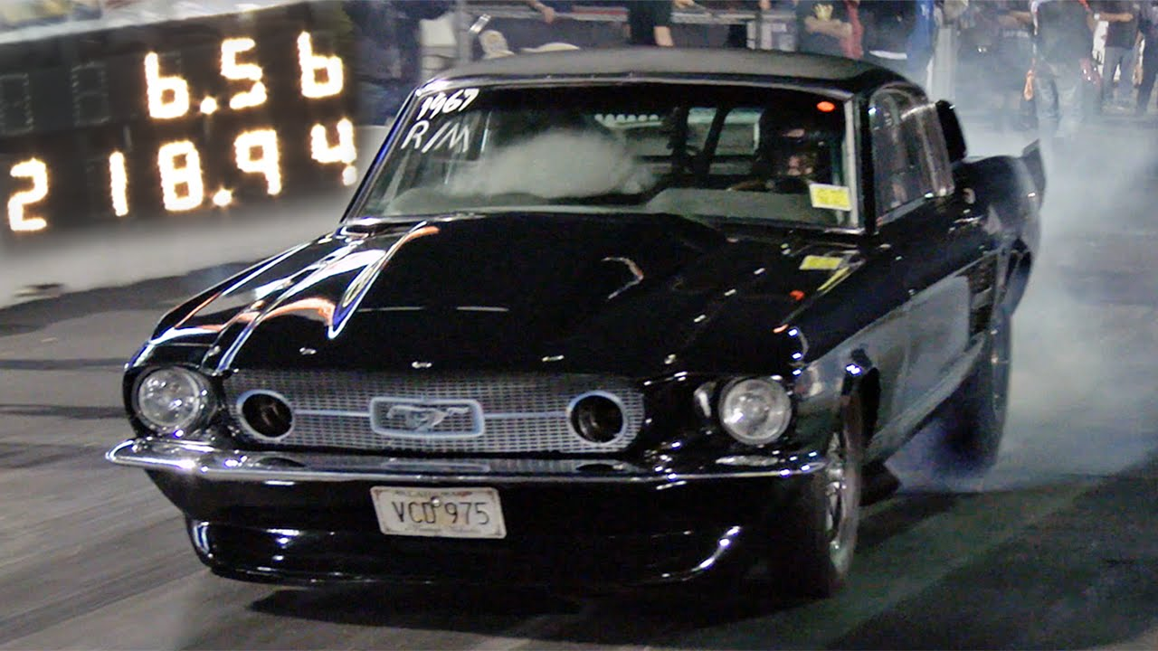 6 Second Ford Mustang
