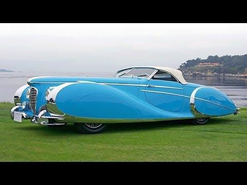 Concours D Elegance Check Out These Rare And Amazing Clic Cars At The Pebble Beach