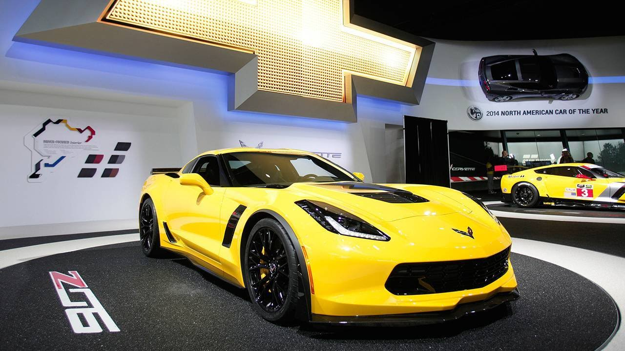 Chevy Corvette Z06 Dubbed The Fastest Car By Car And Driver Magazine ...