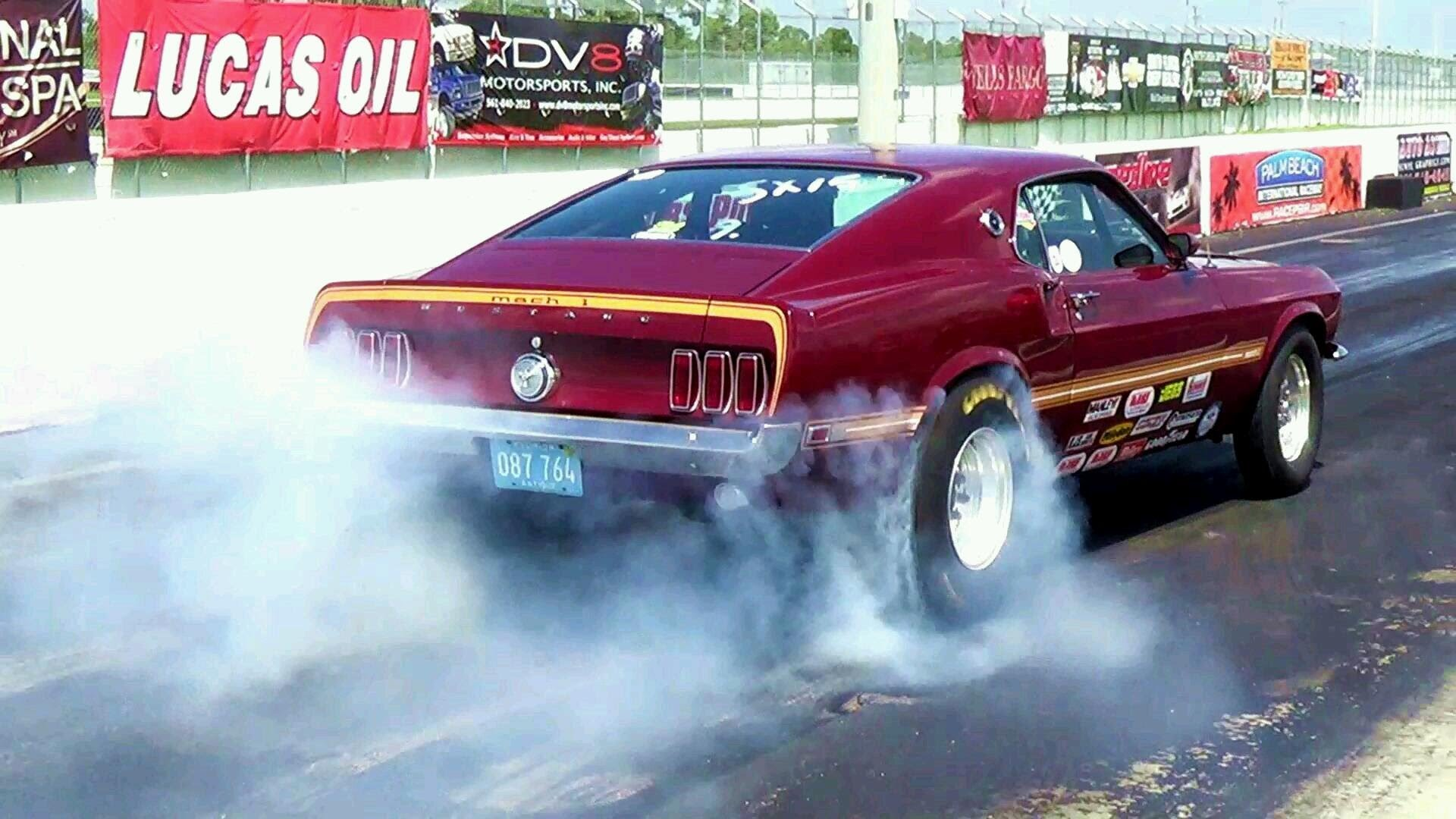 PURE POWER By American Muscle Car And Dragster Burnouts Revs - Cool cars doing burnouts