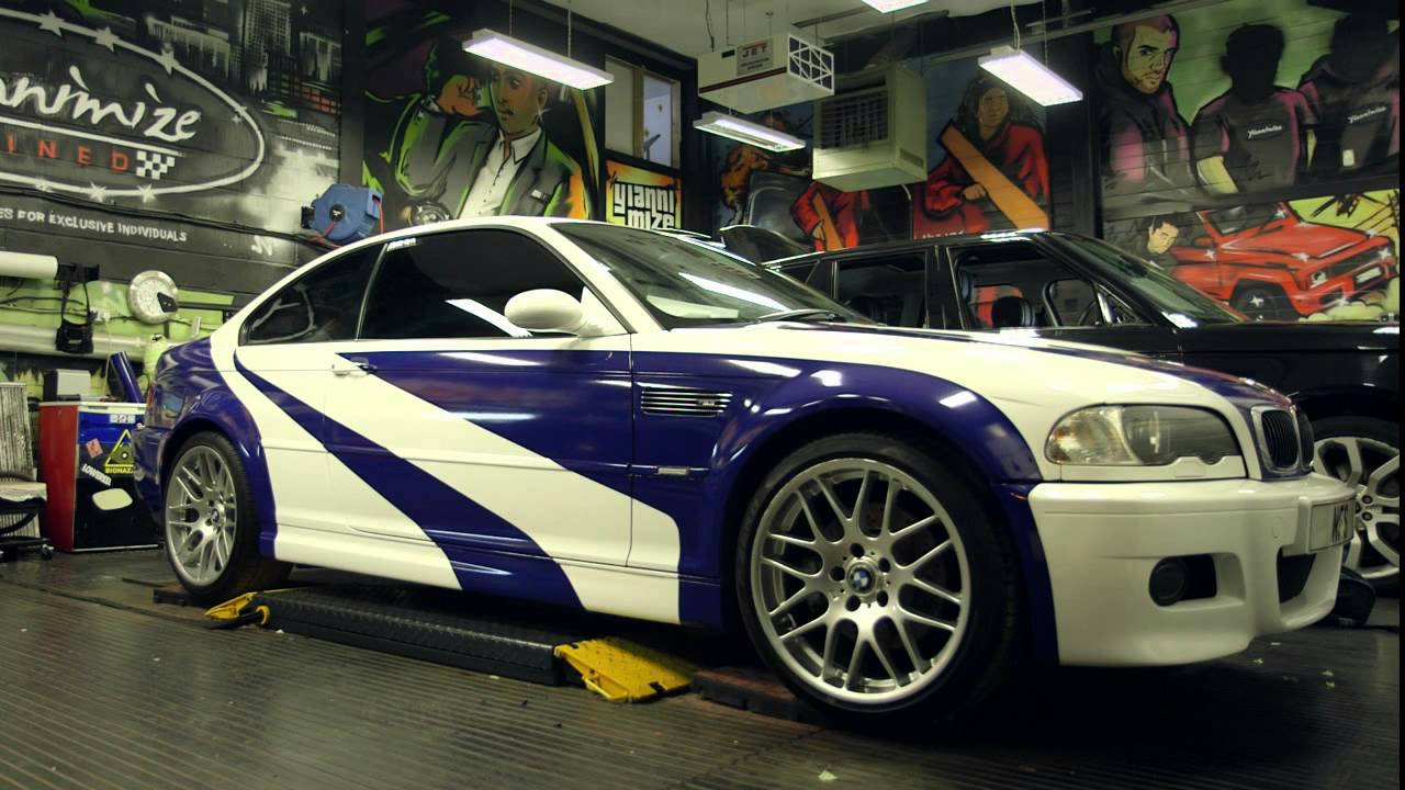 Bmw M3 Gtr Real Life >> Watch How Need For Speed BMW M3 Came To Life