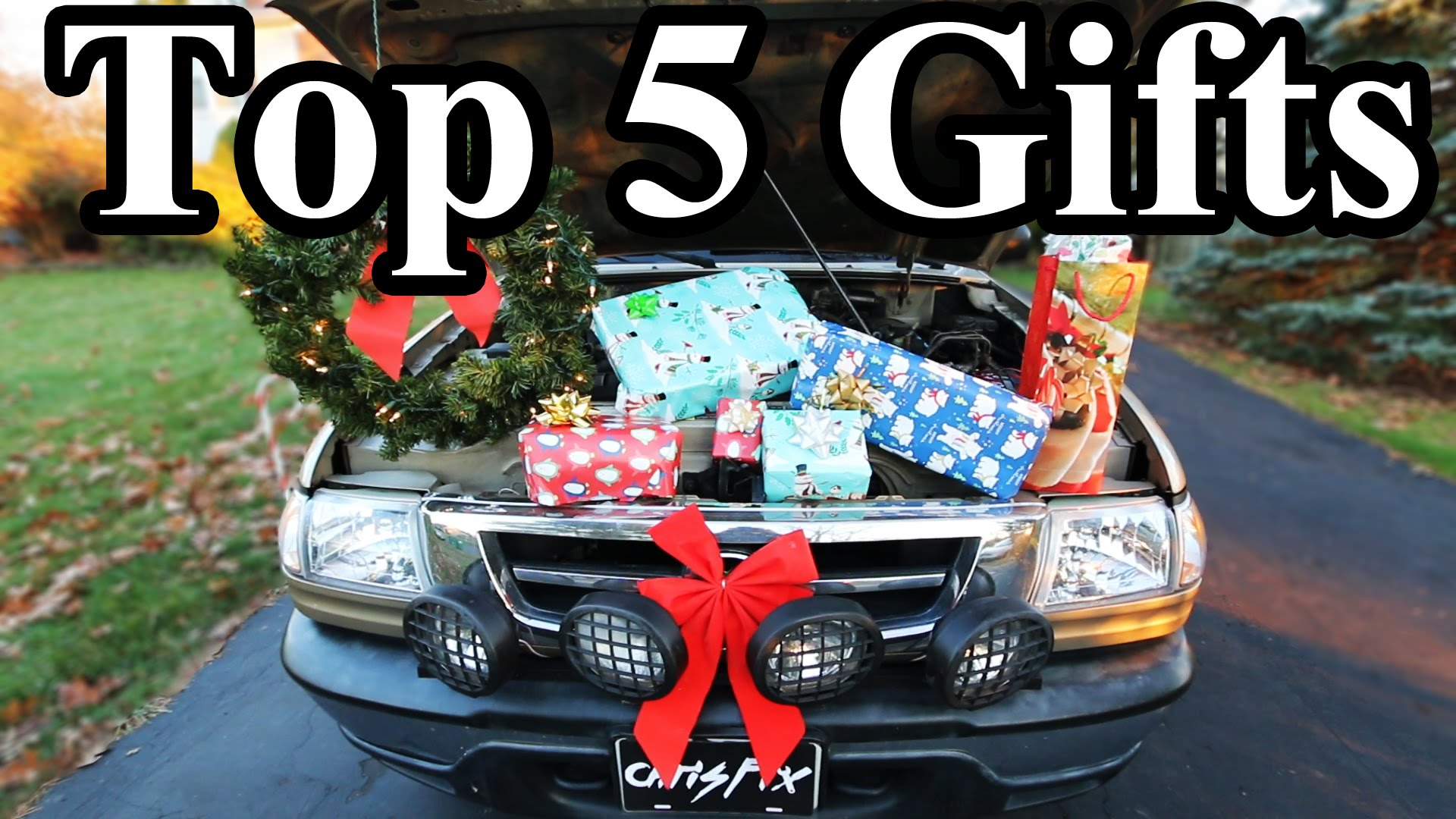5 Best Christmas Gift Ideas For Car Enthusiasts