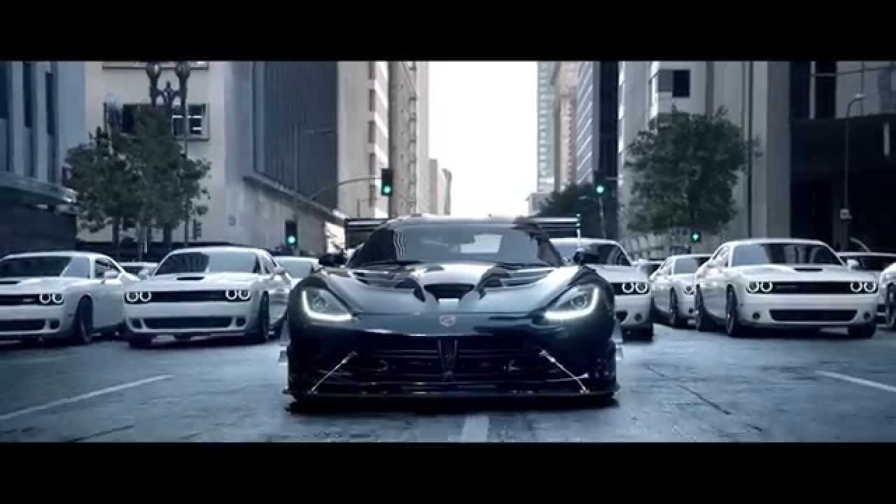 Cool Dodge Commercial Shows Viper As Darth Vader And It Is Simply Glorious