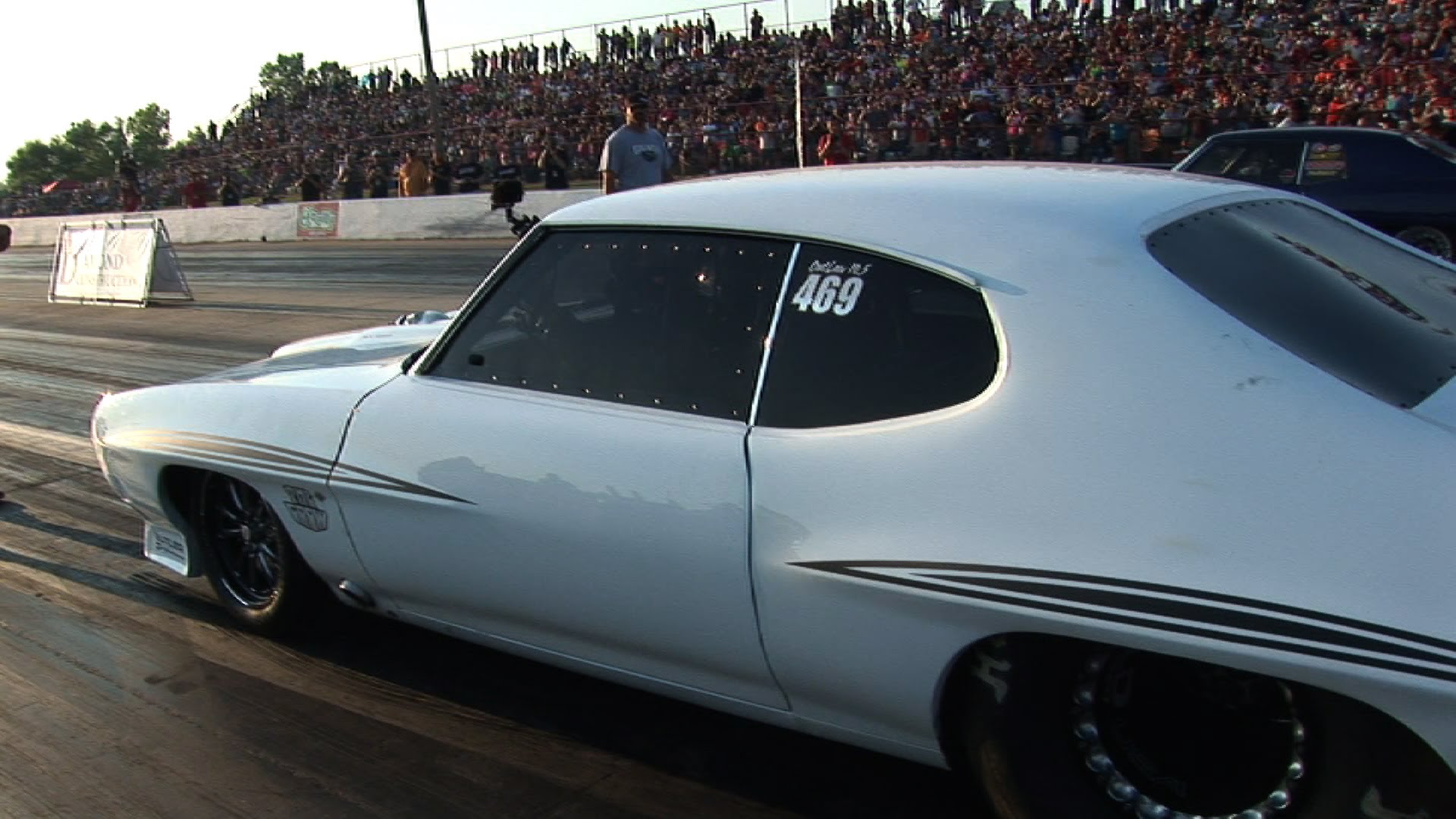 Street Outlaws Big Daddy Dave Sonoma Truck Drag Races Big Tire