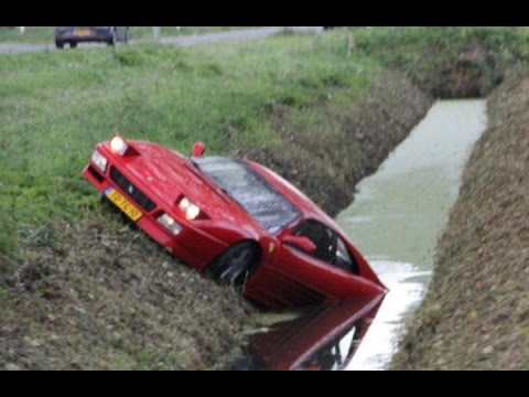I Know U Love Supercar Crashes I Know U Will Love This Exotic Car