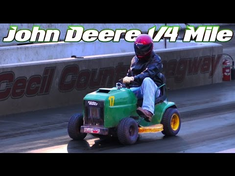 Is This John Deere Faster Than Your Honda Civic