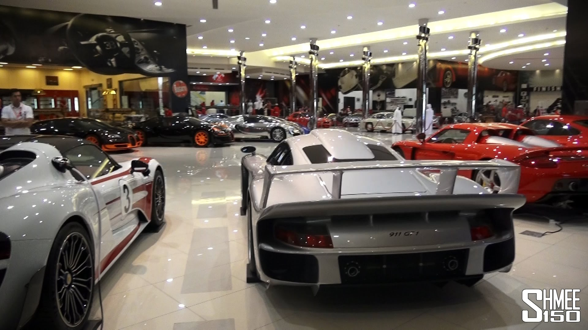 Is This Really The World S Greatest Collection Of Modern Supercars