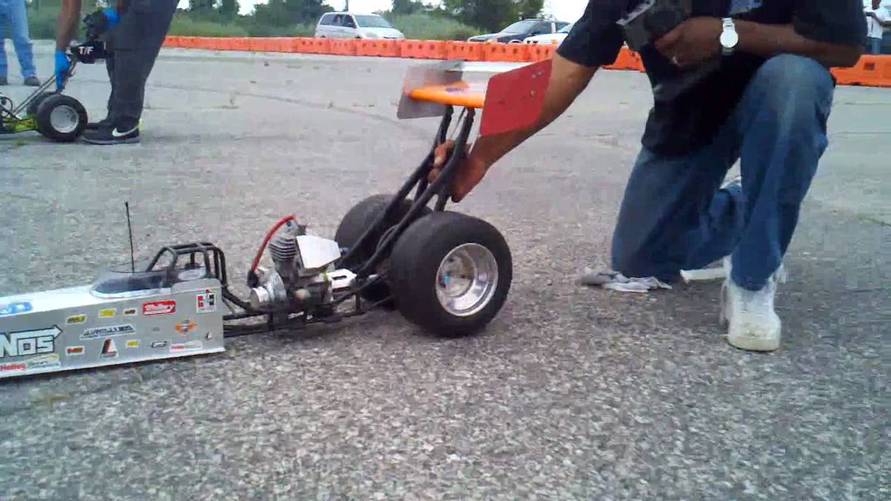 Is This Qatar Racing Clubs C7 Bodied Drag The Fastest Promod Rc In World