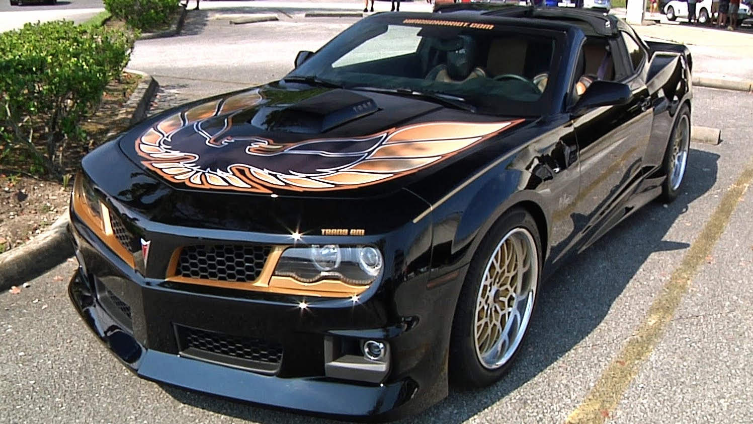 New Trans Am >> This Is The New Pontiac Trans Am But Actually It Isn T