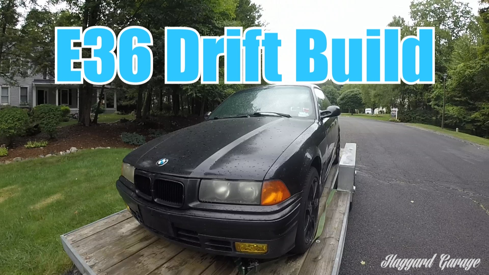 Get A Look At This Sweet E36 Budget Drift Build