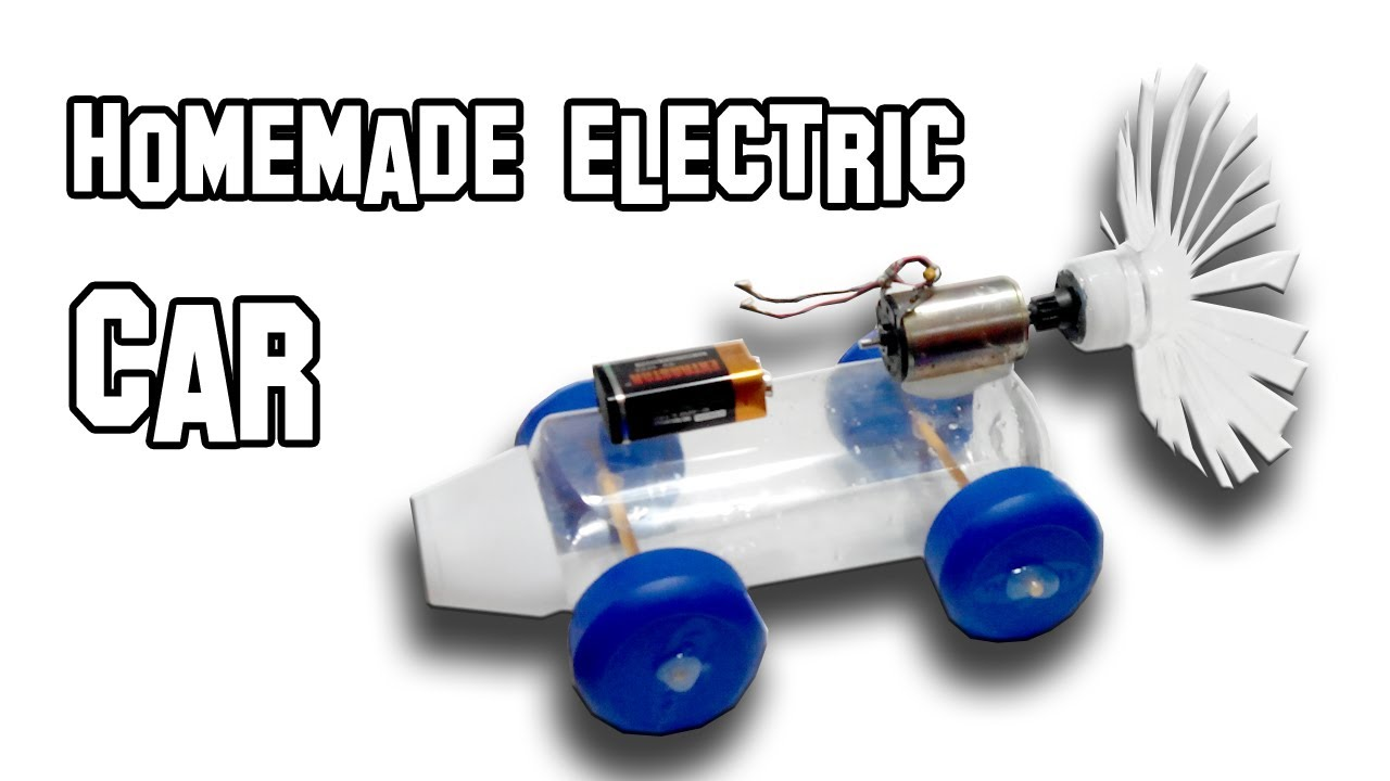 Learn how to make this fun do it yourself electric car solutioingenieria Choice Image