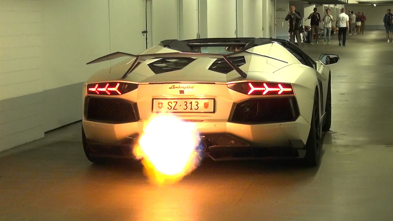 Check Out The Half-Hour Long Compilation Of The Most EPIC V12 Cars ...