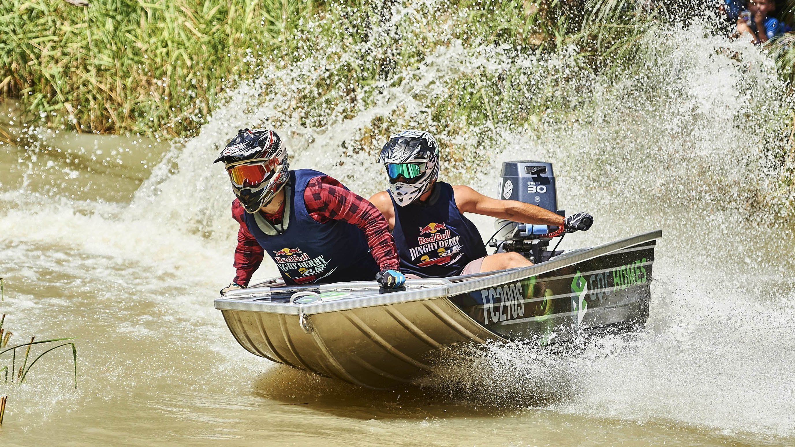 Check out this wild boat racing at australias red bull dinghy check out this wild boat racing at australias red bull dinghy derby 2016 sciox Gallery