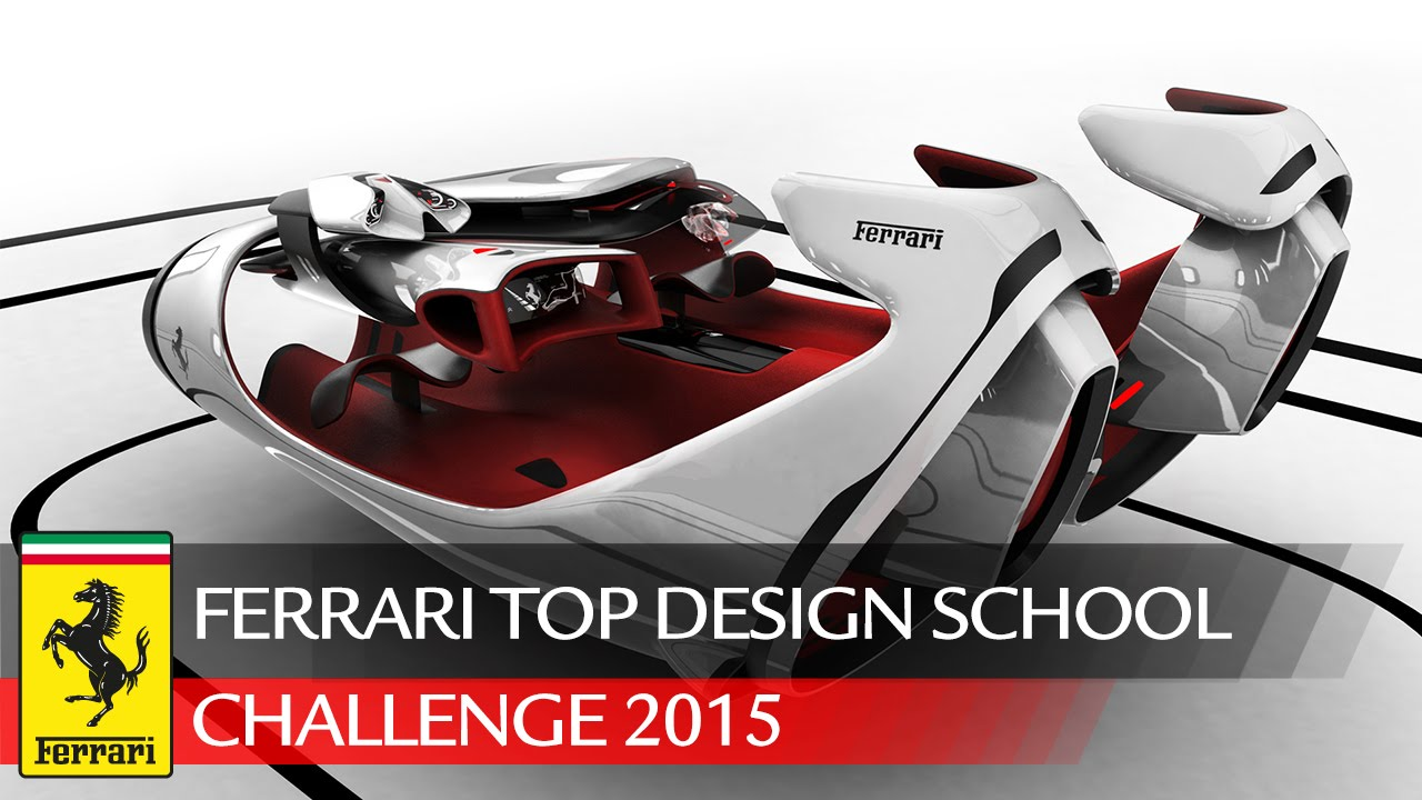 How Ferrari Cars Will Look Like In The Future? Check This Awesome Design!
