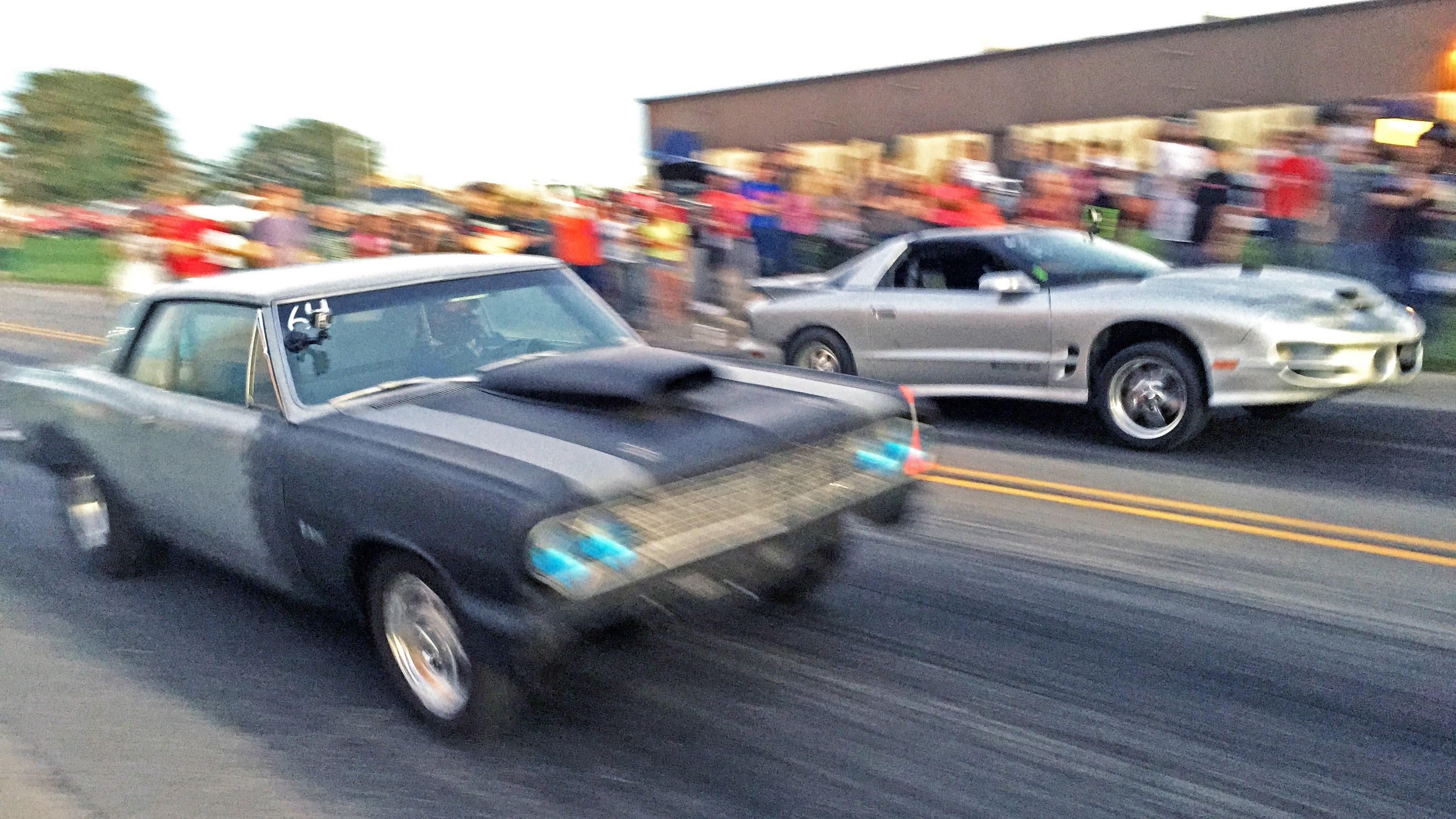The Kansas City Run What You Brung Street Racing Event Is Loaded ...