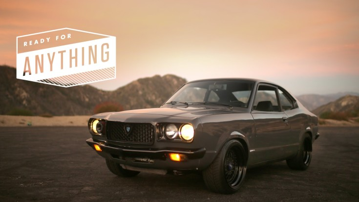this mazda rx 3 is one of the best looking cars of all time. Black Bedroom Furniture Sets. Home Design Ideas