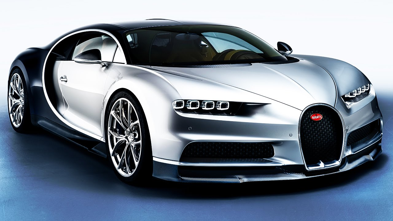 Exclusive First Look Of THE FASTEST Production Car In The World U2013 Check Out  The New Bugatti Chiron