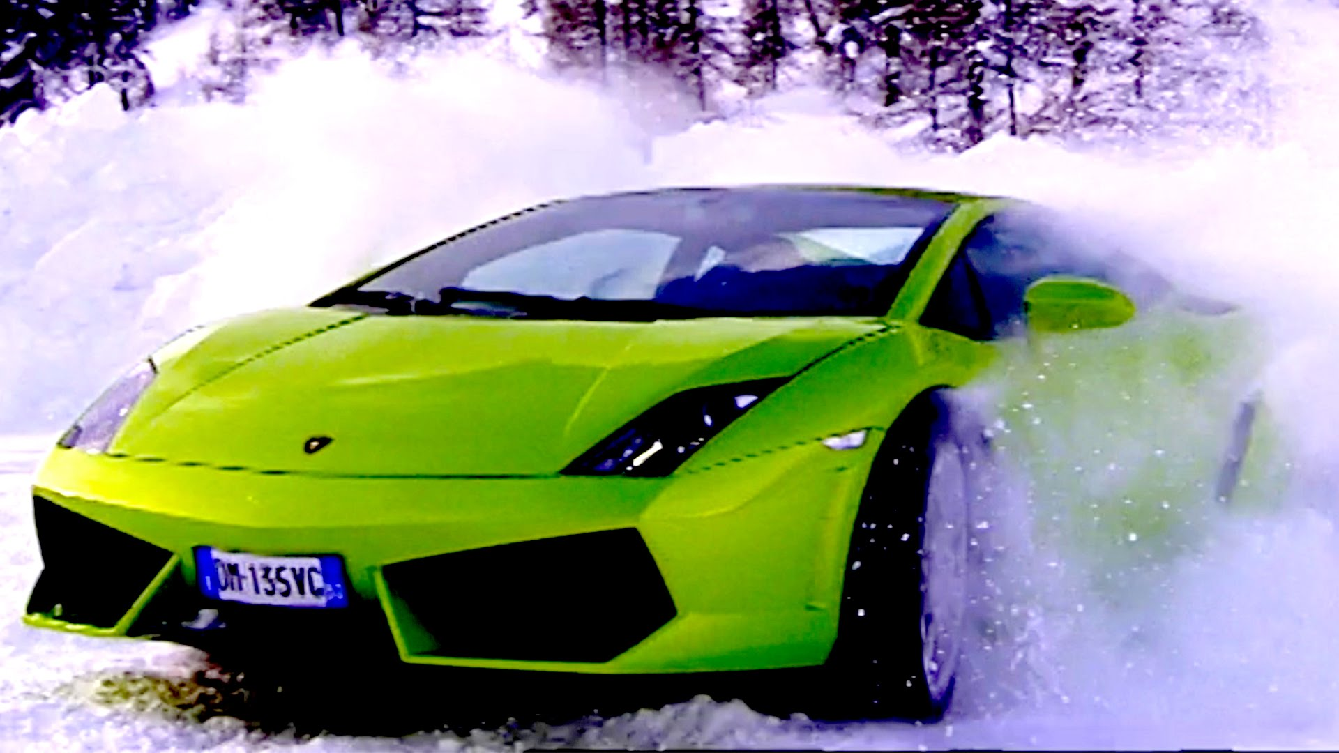 The Most Awesome Lamborghini Moments In The History Of Fifth Gear