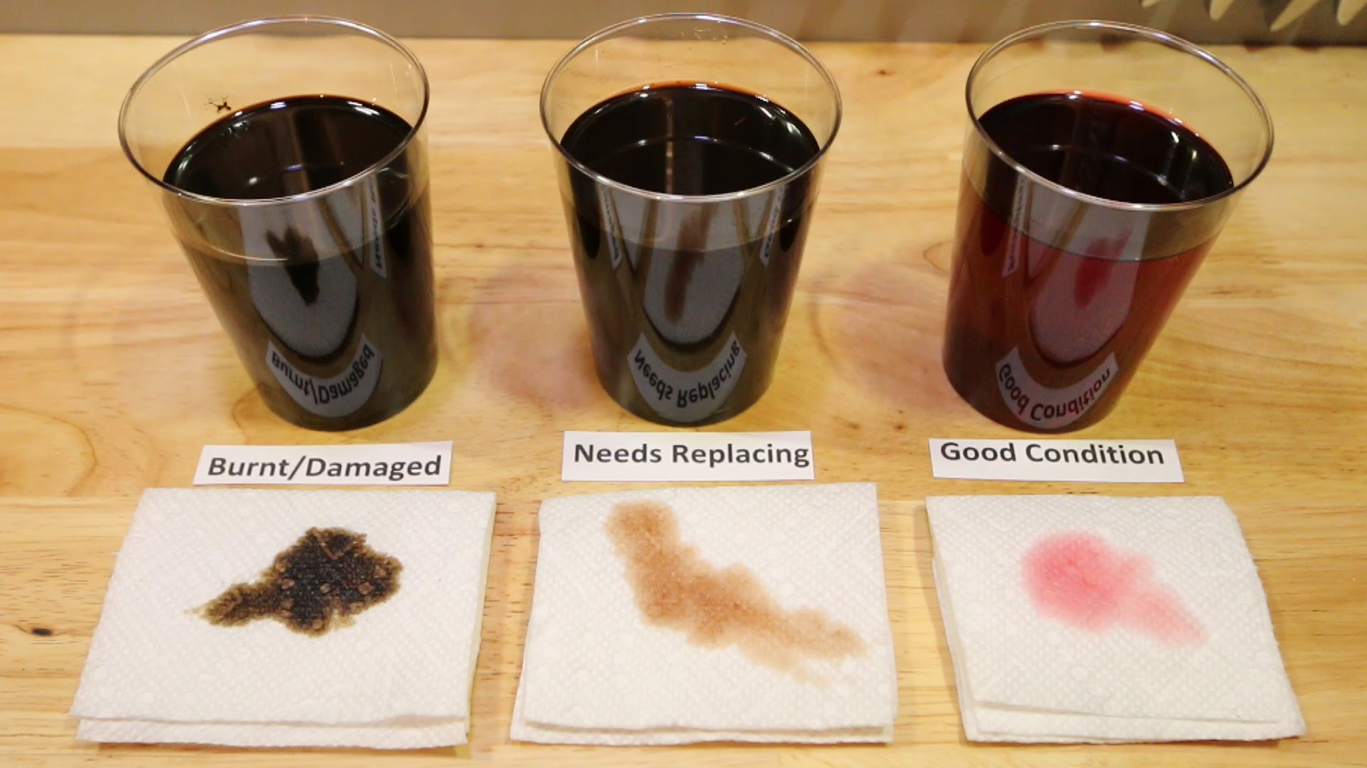 can changing the transmission fluid cause damage to your ride