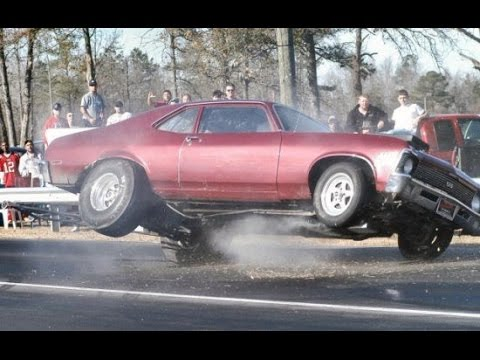 craziest collection of muscle cars failing and crashing will leave
