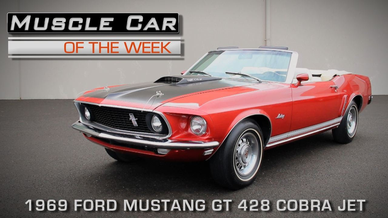 1969 Ford Mustang GT Is One of THE BEST Muscle Cars Of All Times
