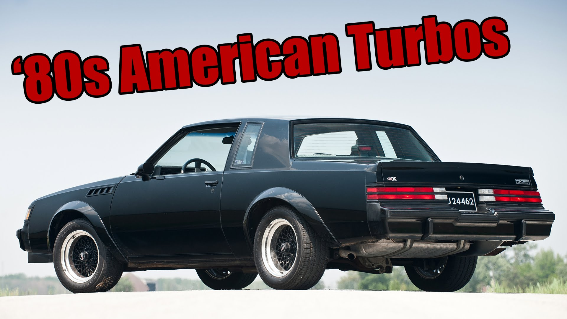 american muscle cars 1980 - photo #30