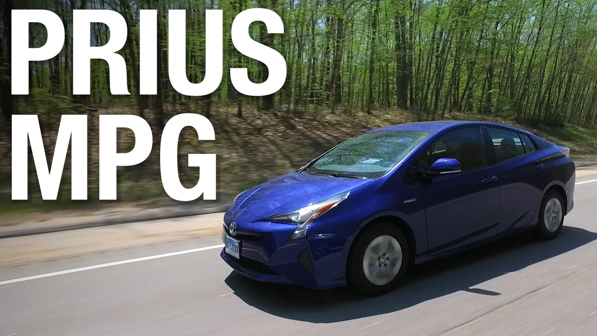 2016 Toyota Prius Is The Most Fuel Efficient Car And Here Is The ...