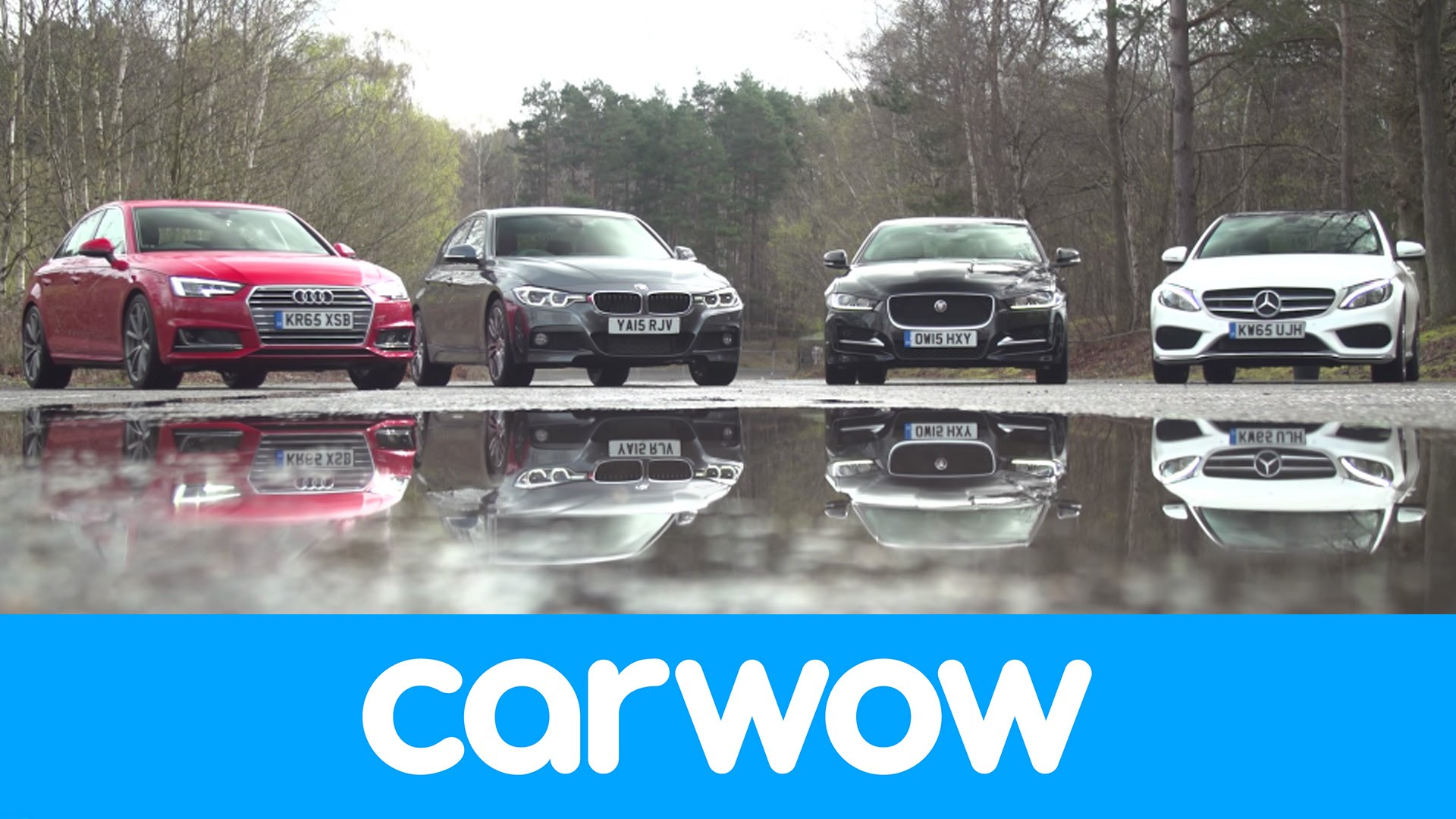 Audi A11 Vs Mercedes C-Class Vs BMW 11 Series Vs Jaguar XE ... | what car is better audi or bmw