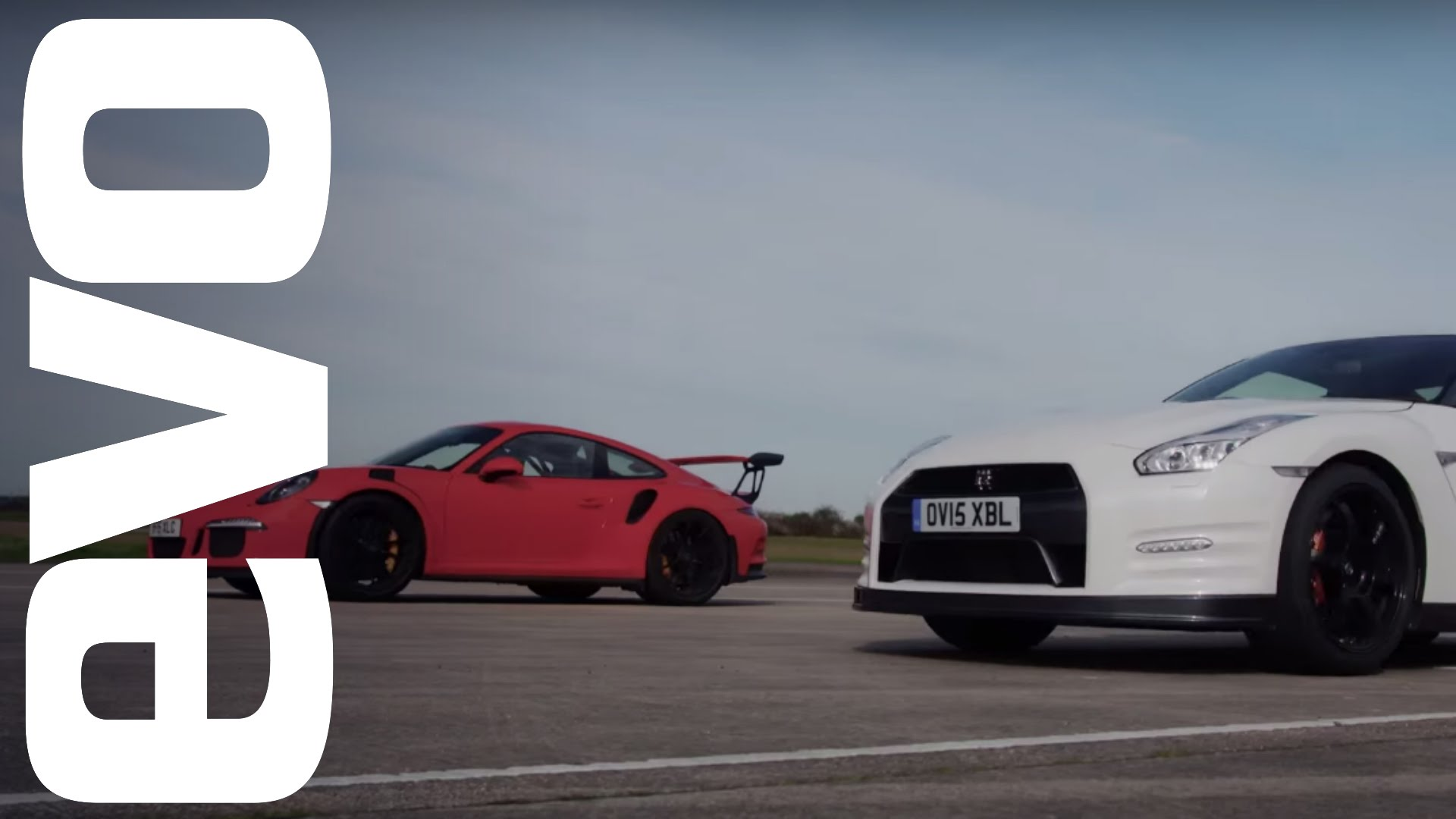 n-a-power-from-porsche-911-gt3-rs-is-enough-to-humiliate-gt-r-at-the-drag-strip Inspiring Nissan Gtr Vs Porsche 918 Spyder Cars Trend