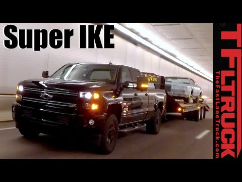 2016 chevy silverado 2500 hd midnight z71 super ike gauntlet towing review. Black Bedroom Furniture Sets. Home Design Ideas