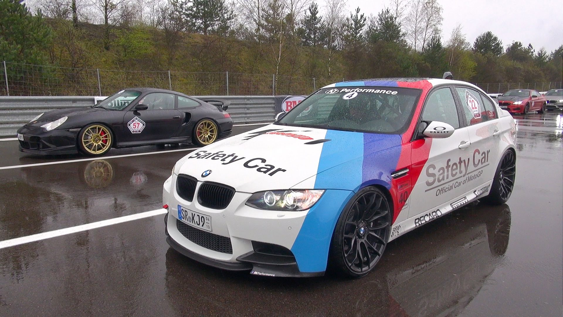G-POWER BMW M3 E90 With Supercharger Whistle Sound!