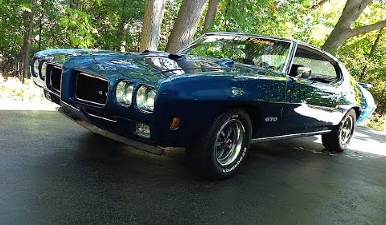 1970 pontiac gto ram air iv is one of the best looking muscle cars of all time. Black Bedroom Furniture Sets. Home Design Ideas