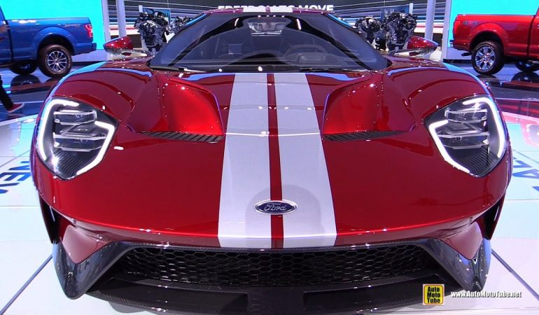 2017 ford gt 647 hp 216 mph top speed. Black Bedroom Furniture Sets. Home Design Ideas